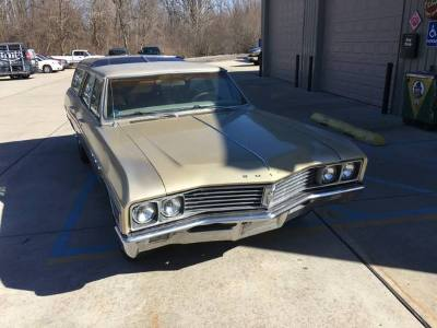 1967 Buick Vista Sport Wagon