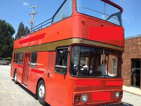 1973 Leyland Atlantean Passenger Bus