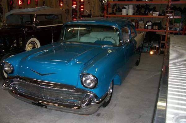 1957 Chevrolet Street Rod 3