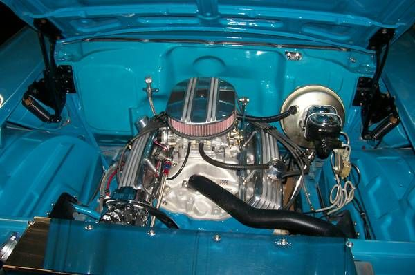 1957 Chevrolet Street Rod 4