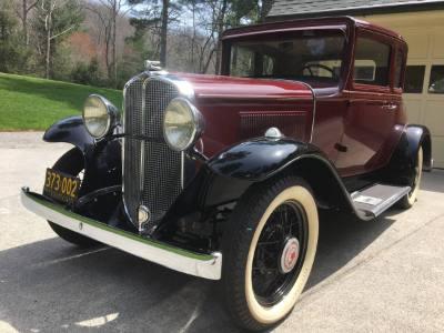 1931 Pontiac Sport Coupe