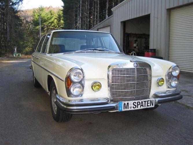 1967 Mercedes Benz 220S