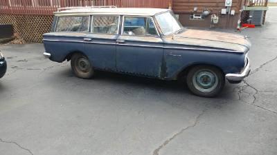 1962 AMC Rambler American Wagon