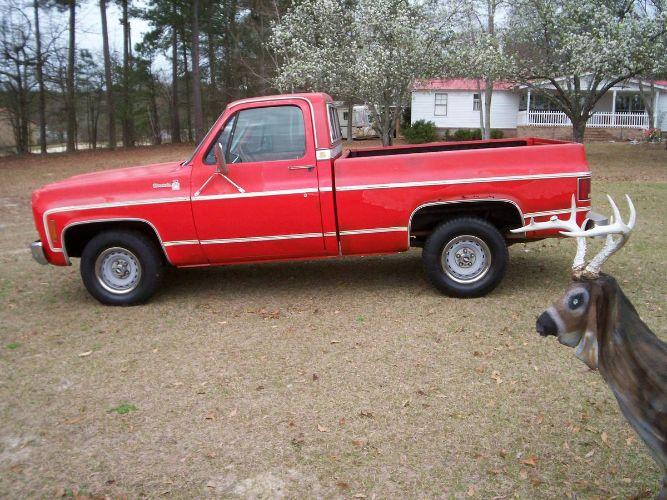 1977 Chevrolet Pickup 1
