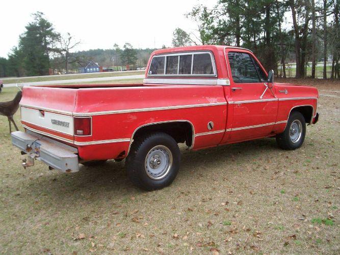 1977 Chevrolet Pickup 4