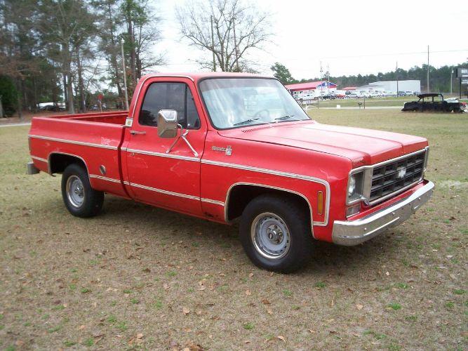 1977 Chevrolet Pickup 8