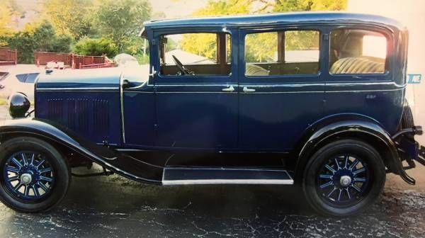 1931 Chrysler CJ6