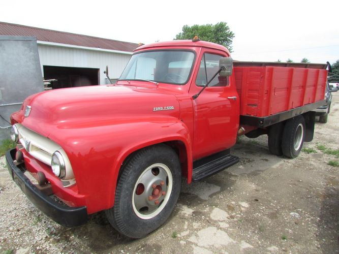 1953 Ford F600