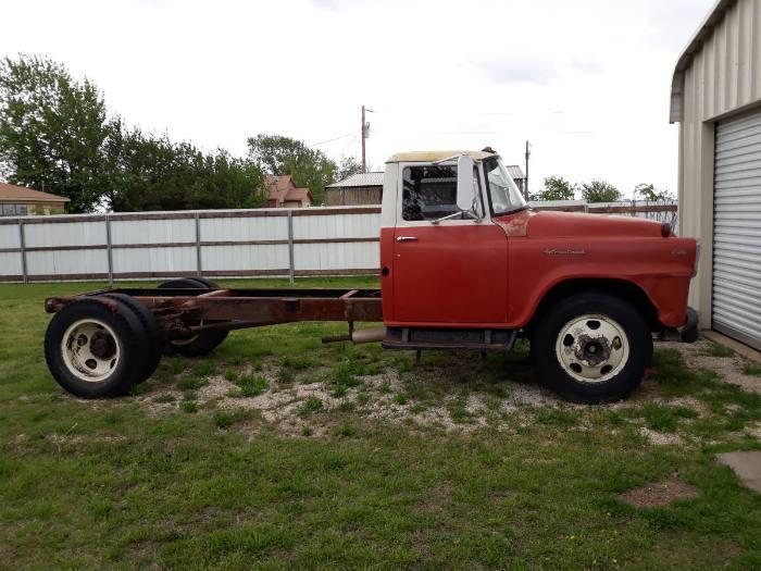 1957 International Harvester A160