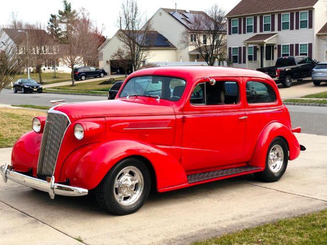 1937 Chevrolet Sedan 3
