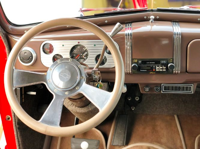 1937 Chevrolet Sedan 4