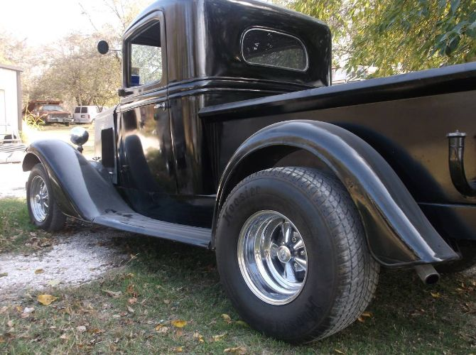 1934 International Pickup Street Rod