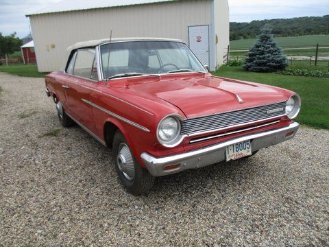 1964 AMC Rambler 400 Convertible