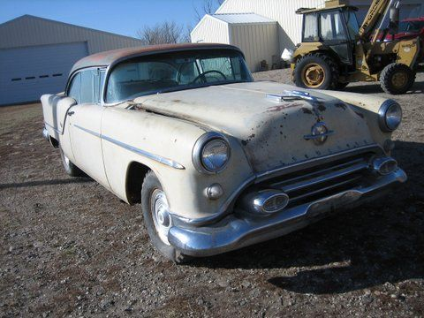 1954 Oldsmobile Coupe