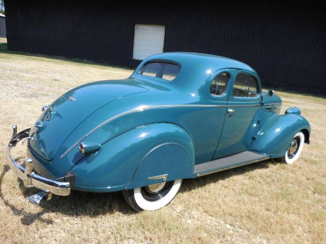1938 Chrysler Royal Club Coupe
