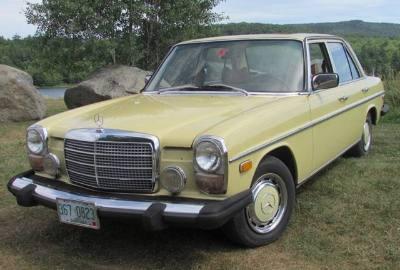 1975 Mercedes Benz 280