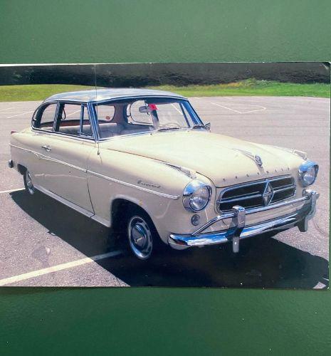 1960 Borgward Deluxe Sedan