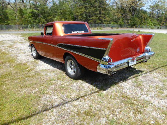 1957 Chevrolet El Camino 5