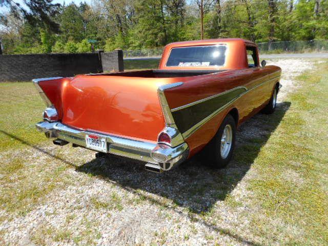 1957 Chevrolet El Camino 7