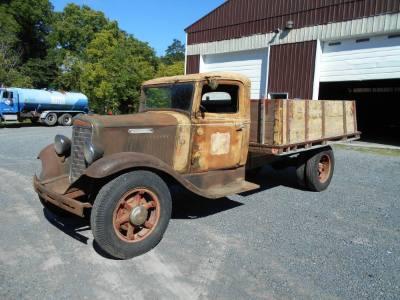 1936 International Truck