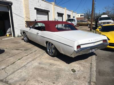 1966 Buick Special Convertible