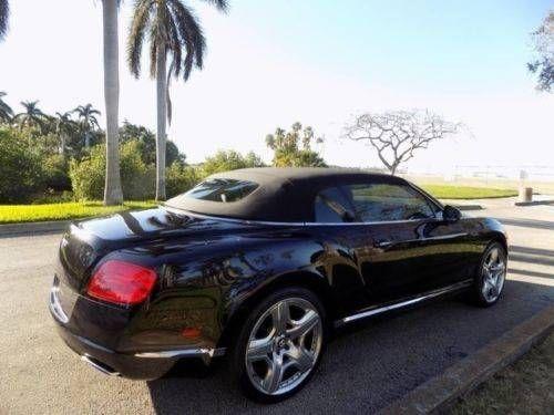 2012 Bentley Continental GT 2