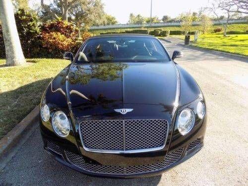 2012 Bentley Continental GT 8