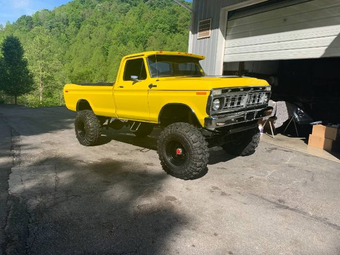 1977 Ford F250 High Boy