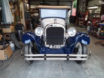 1926 Dodge Roadster