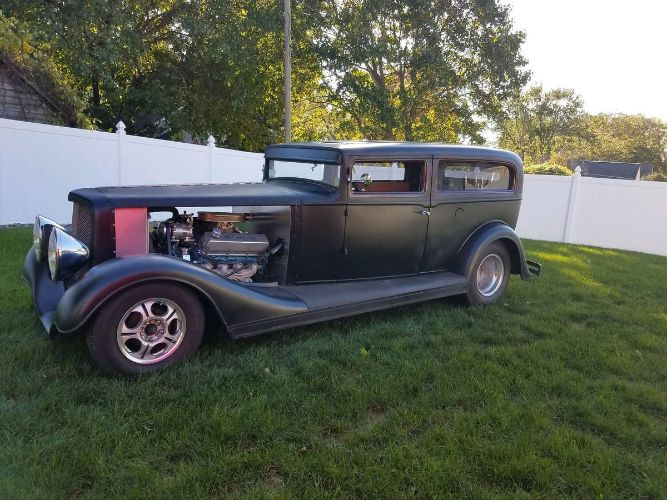 1932 Nash Hot Rod
