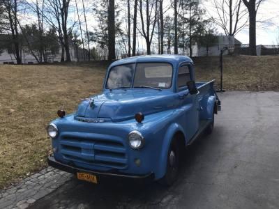 1952 Dodge B3