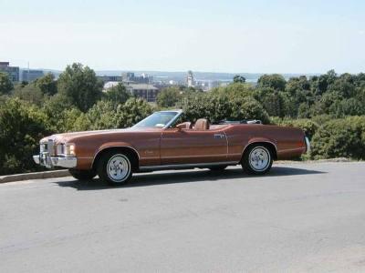 1973 Mercury Cougar XR7