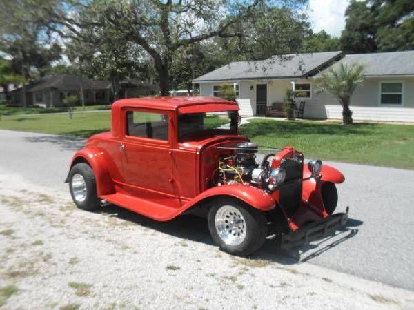 1930 Ford Hupmobile