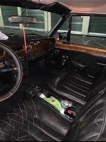 1981 Rolls Royce Convertible 4
