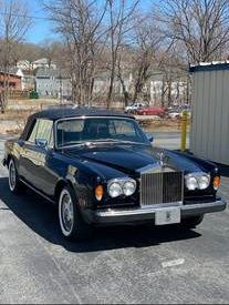 1981 Rolls Royce Convertible 5
