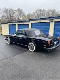 1981 Rolls Royce Convertible