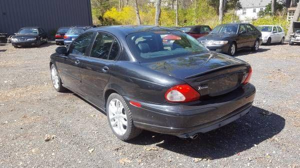 2002 Jaguar XType