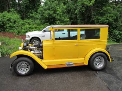1928 Willys Overland Whippet