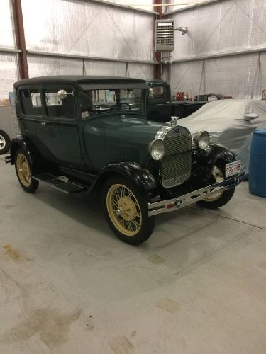 1929 Ford Model A Sedan