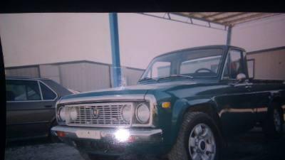 1976 Mazda Rotary Pickup