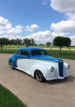 1941 Packard Street Rod