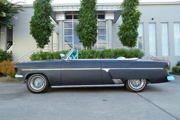 1954 Ford Victoria Crestline