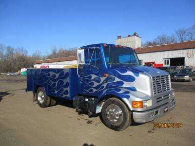 2001 International 4000 Series