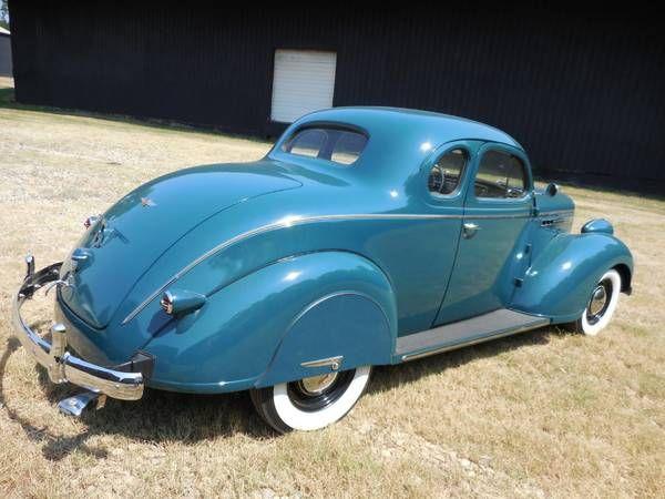 1938 Chrysler Royal 11