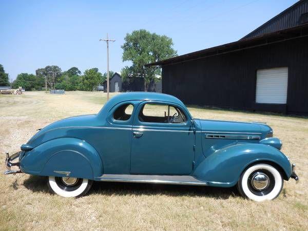 1938 Chrysler Royal 17