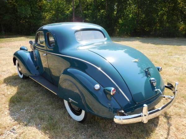 1938 Chrysler Royal 23