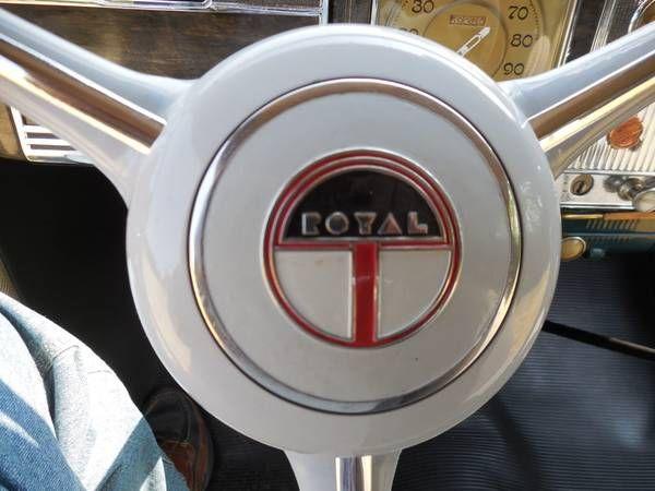 1938 Chrysler Royal 6