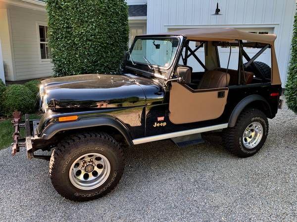 1976 Jeep CJ7 Renegade