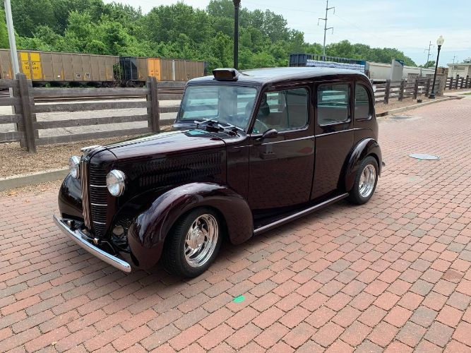 1958 Austin Taxi FX3