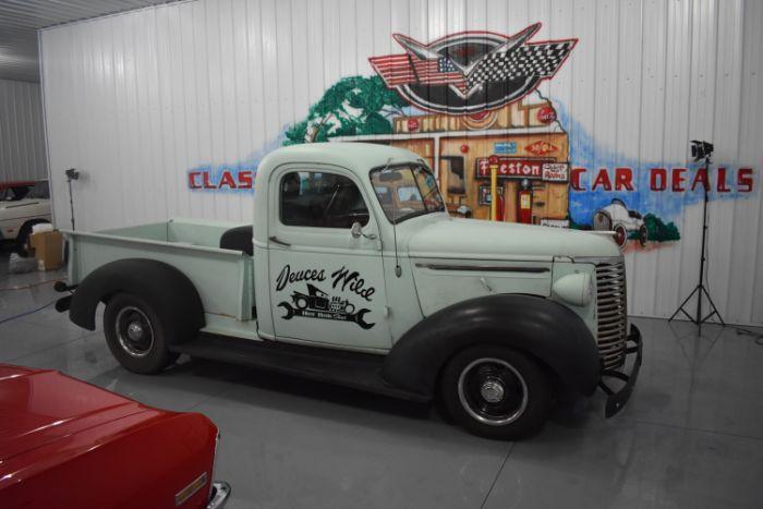 1939 Chevrolet Truck